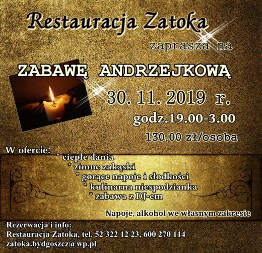 Andrzejki fb 2019 r.